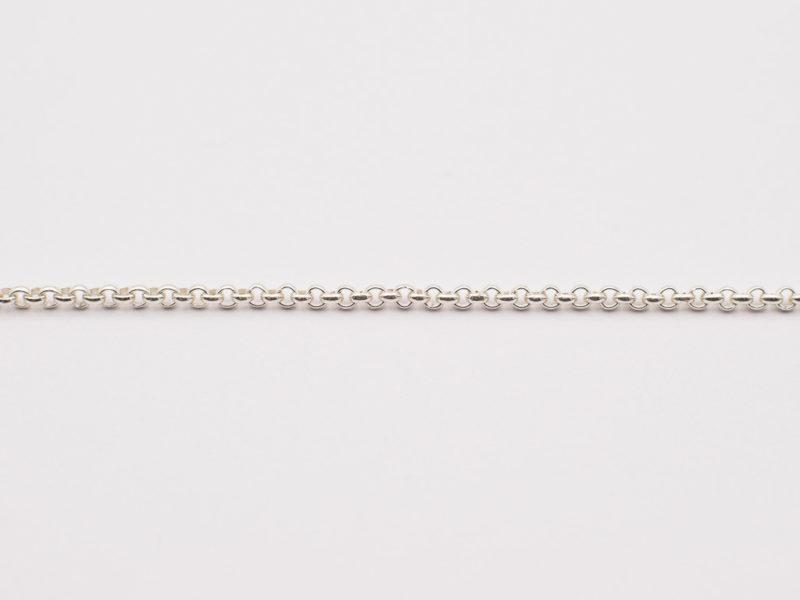 Erbskette aus 925er Sterlingsilber